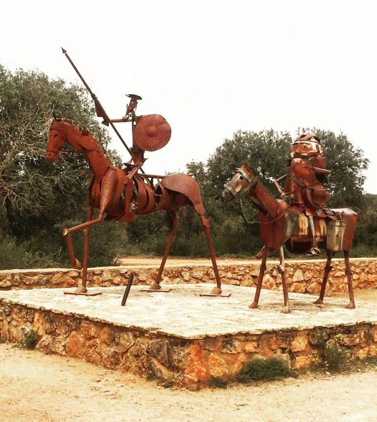 Escultura_Don_Quijote